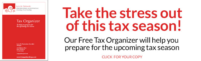 Tax Organizer